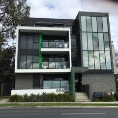 Apartment Building Eastern Suburbs