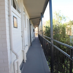 South Yarra Body Corp railings and walkways