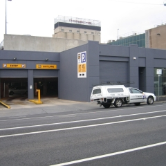 Car Park Building Melbourne