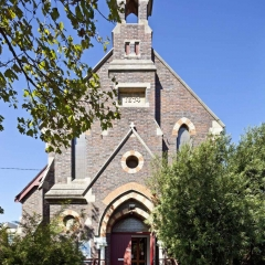 Church North Fitzroy front