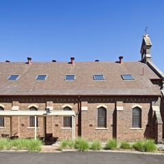 Church North Fitzroy side