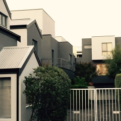 Clifton Hill Townhouse Complex