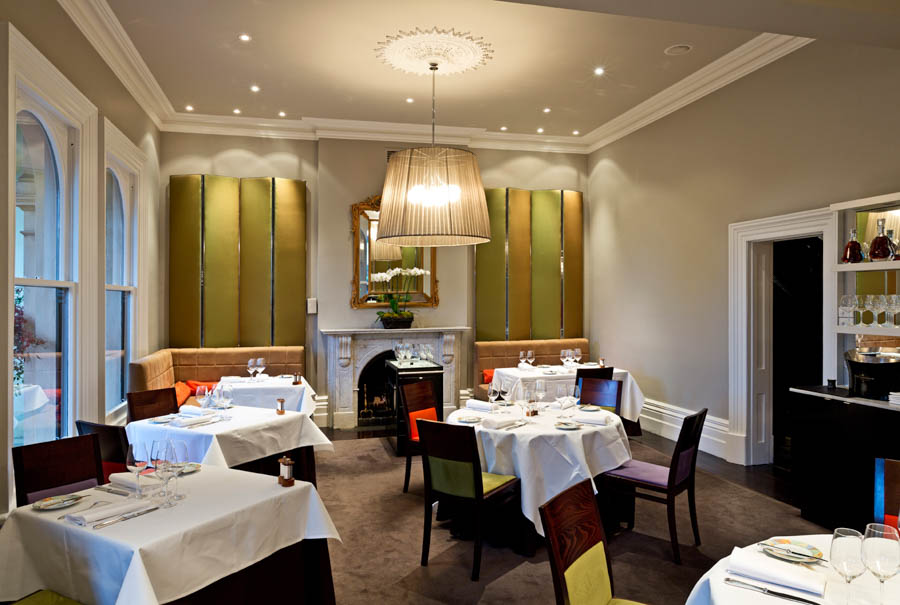 Jacques Reymond Restaurant in Prahran.