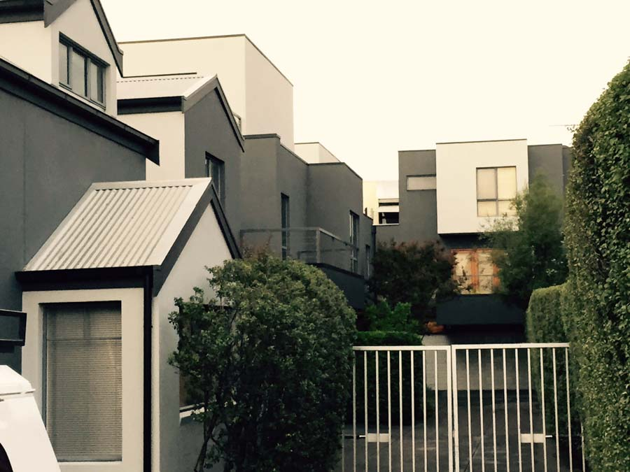 Townhouse in Clifton Hill