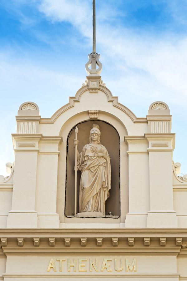 The Melbourne Athenaeum